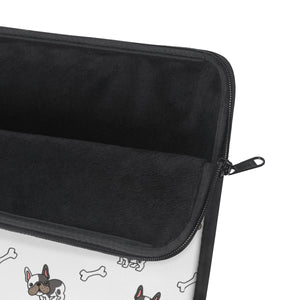 French Bulldog Pug Laptop Sleeve