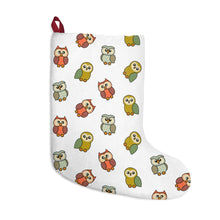 Load image into Gallery viewer, Cute Owls Christmas Stocking