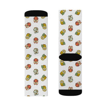 Load image into Gallery viewer, Cute Owls Sublimation Socks