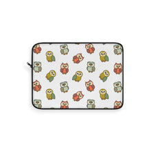 Load image into Gallery viewer, Adorable cute owls laptop sleeve accessory