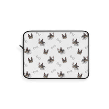 Load image into Gallery viewer, French Bulldog Pug Boston Terrier Laptop Sleeve