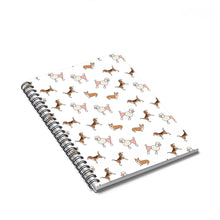 Load image into Gallery viewer, Cute Dogs Spiral Notebook
