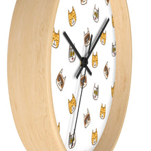 Load image into Gallery viewer, Cute Cats Wall clock
