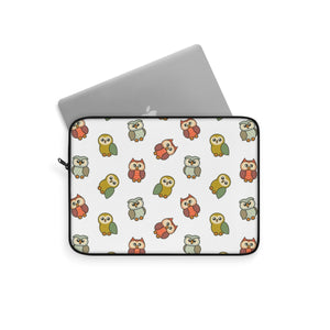 Awesome Owls Laptop Sleeve