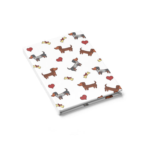 Adorable Doxie Dachshund Journal Notebook