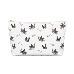 French Bulldog Pug T-bottom Accessory Pouch