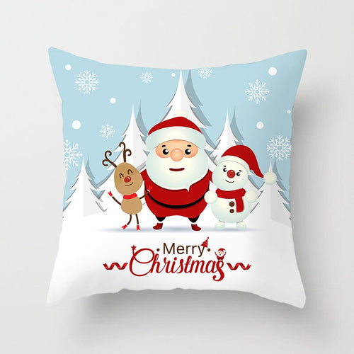 Christmas Pillow Cover Case