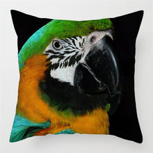 Load image into Gallery viewer, Colorful Bird Parrots Cushion Covers for Home Decoration and Sofas