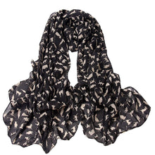 Load image into Gallery viewer, Women's Cute and Stylish Kitty Cat Scarf