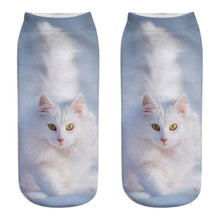 Load image into Gallery viewer, Unisex, Cute and Funny Cat Socks