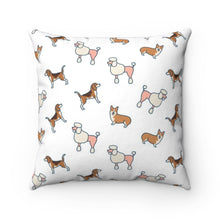 Load image into Gallery viewer, Lovely Dogs Pillow Cover Case