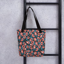 Load image into Gallery viewer, Leopard Pattern Tote Bag