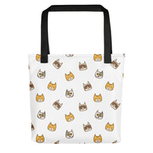 Load image into Gallery viewer, Cute Cats Tote Bag