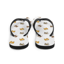 Load image into Gallery viewer, Cute Cats Flip-Flops