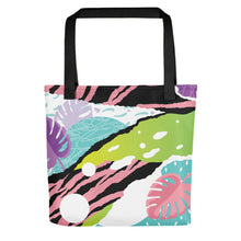 Load image into Gallery viewer, Pink Nature Tote bag