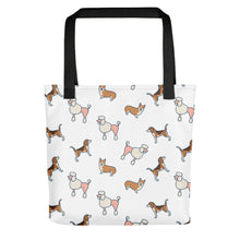 Load image into Gallery viewer, Dogs Tote bag