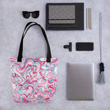 Load image into Gallery viewer, Pink Dream Tote bag