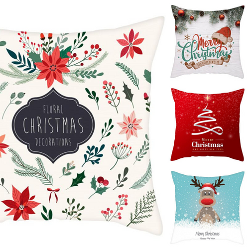 Joymere Christmas Decoration Pillow Cover Cases