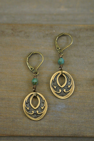 Archaeologist Earrings