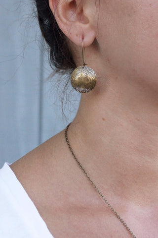 Necklace - Eden Earrings - Pangea Handmade