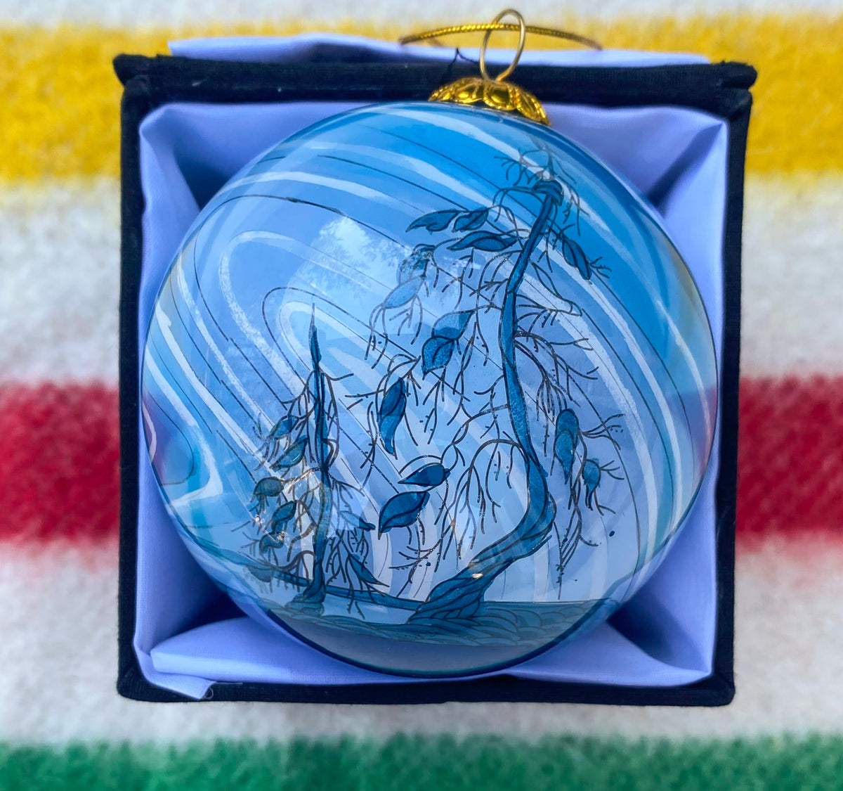 Northern Jackpines Ornament
