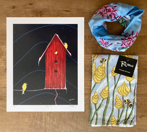 Saying Home - With Love Bundle