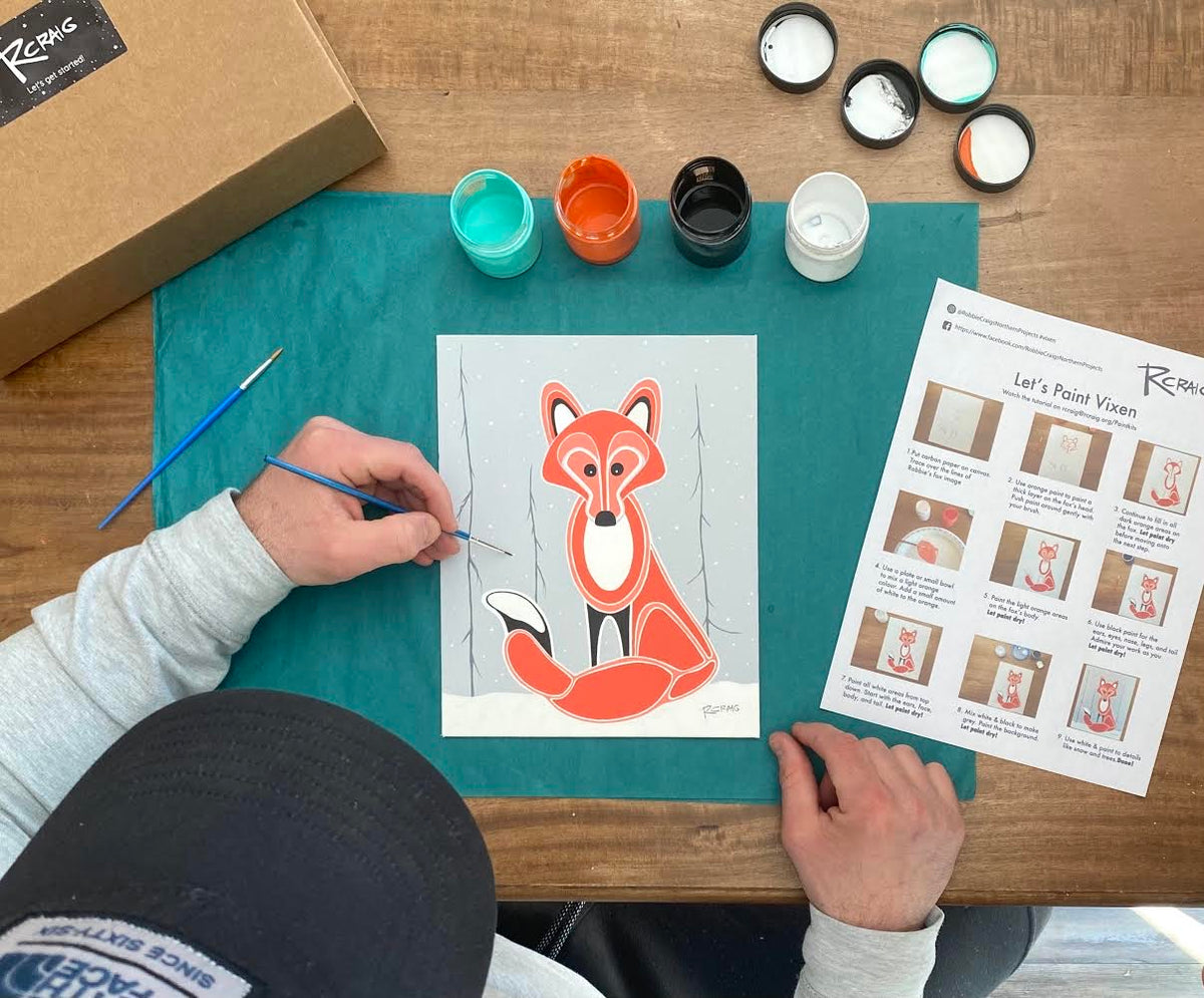 Paint Kit - Fox