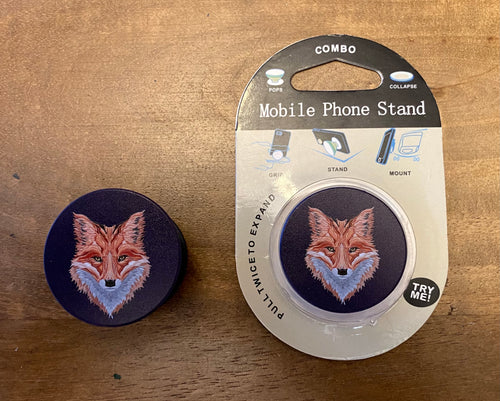 Pop Socket - Fox Portrait