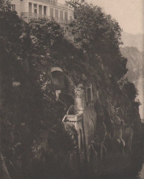 Capri by Karl Struss