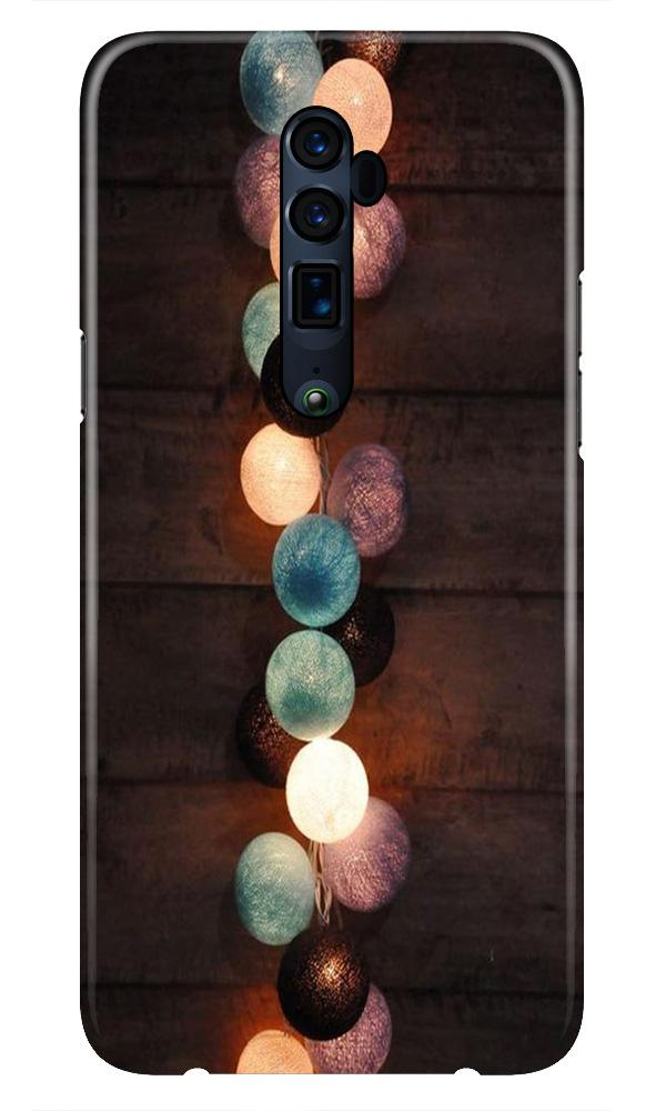 Party Lights Case for Oppo Reno 10X Zoom (Design No. 209)