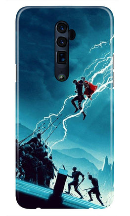 Thor Avengers Case for Oppo Reno 10X Zoom (Design No. 243)