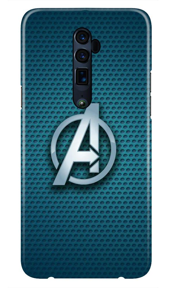 Avengers Case for Oppo Reno 10X Zoom (Design No. 246)