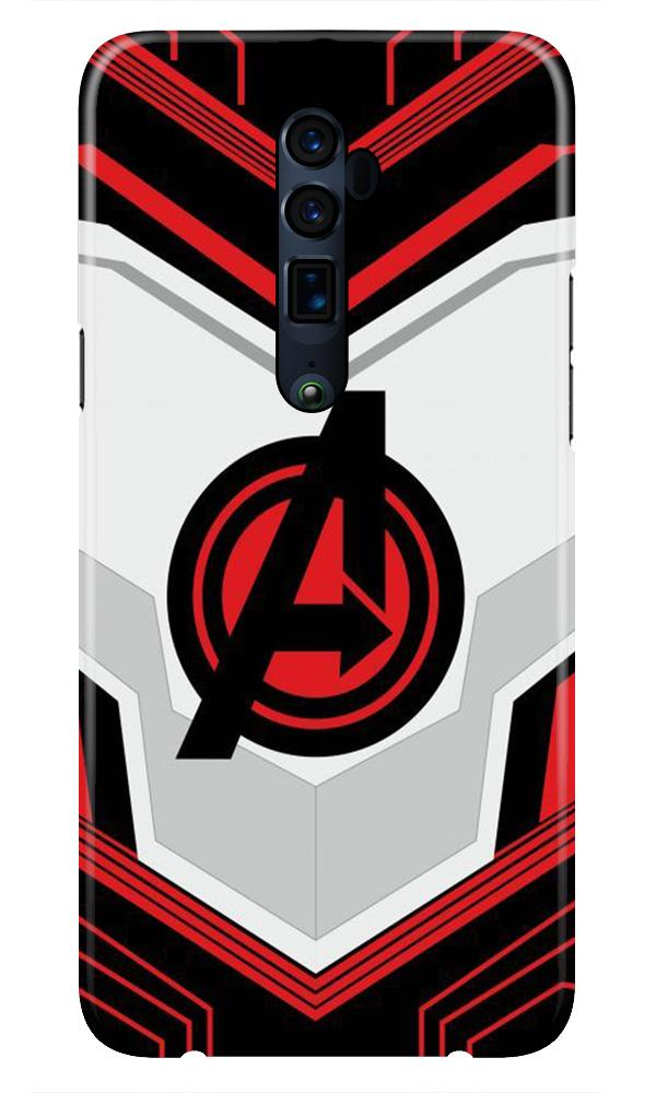 Avengers2 Case for Oppo Reno 10X Zoom (Design No. 255)