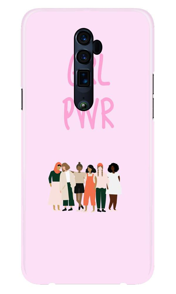 Girl Power Case for Oppo Reno 10X Zoom (Design No. 267)