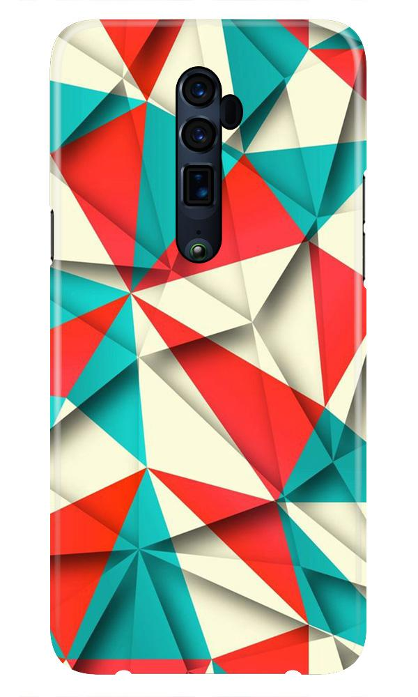 Modern Art Case for Oppo Reno 10X Zoom (Design No. 271)