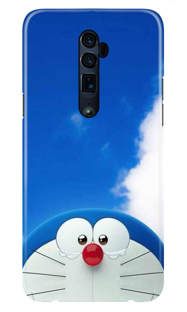 Doremon Mobile Back Case for Oppo Reno 10X Zoom  (Design - 326)