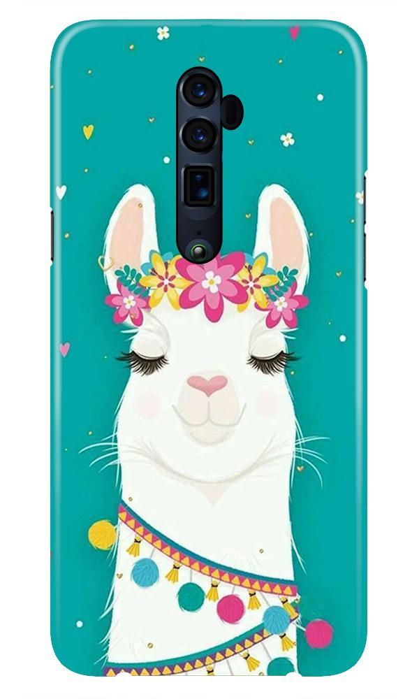 Camel Mobile Back Case for Oppo Reno 10X Zoom  (Design - 331)
