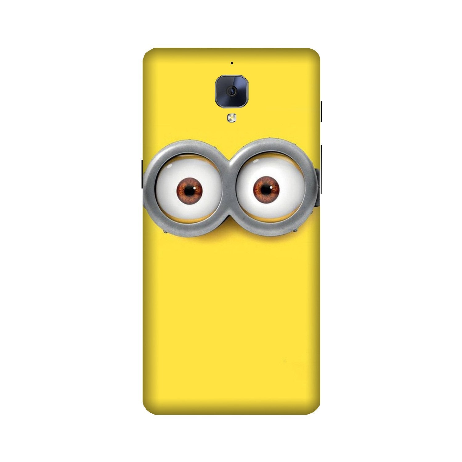 Minions Case for OnePlus 3/ 3T  (Design - 128)
