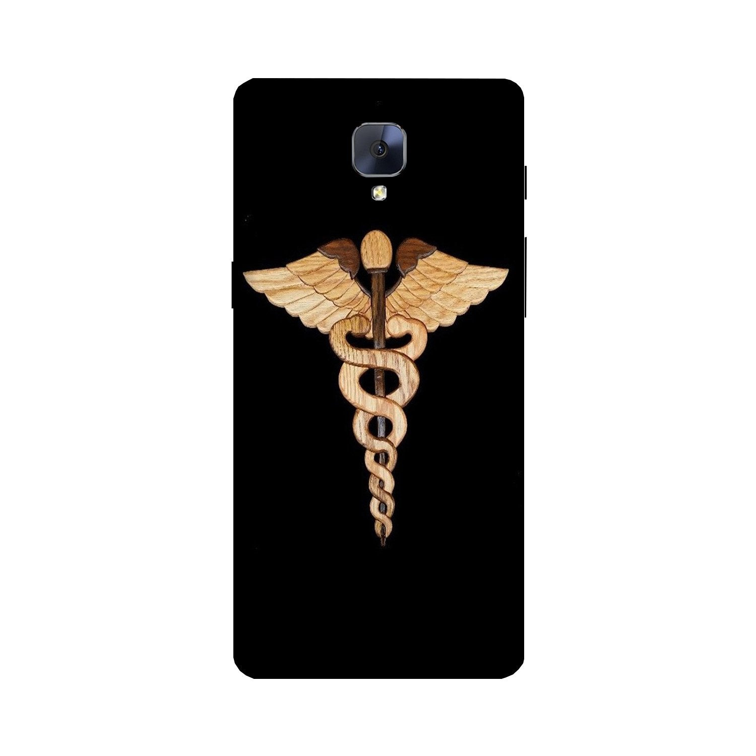 Doctor Logo Case for OnePlus 3/ 3T  (Design - 134)