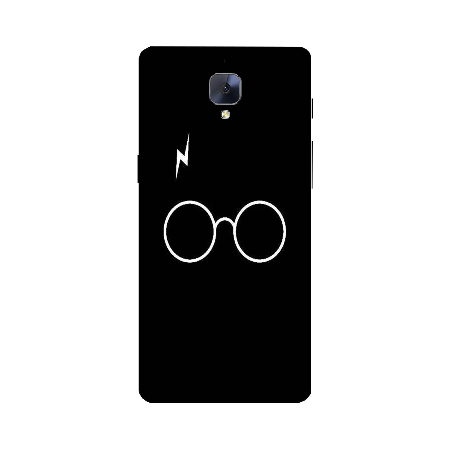 Harry Potter Case for OnePlus 3/ 3T  (Design - 136)
