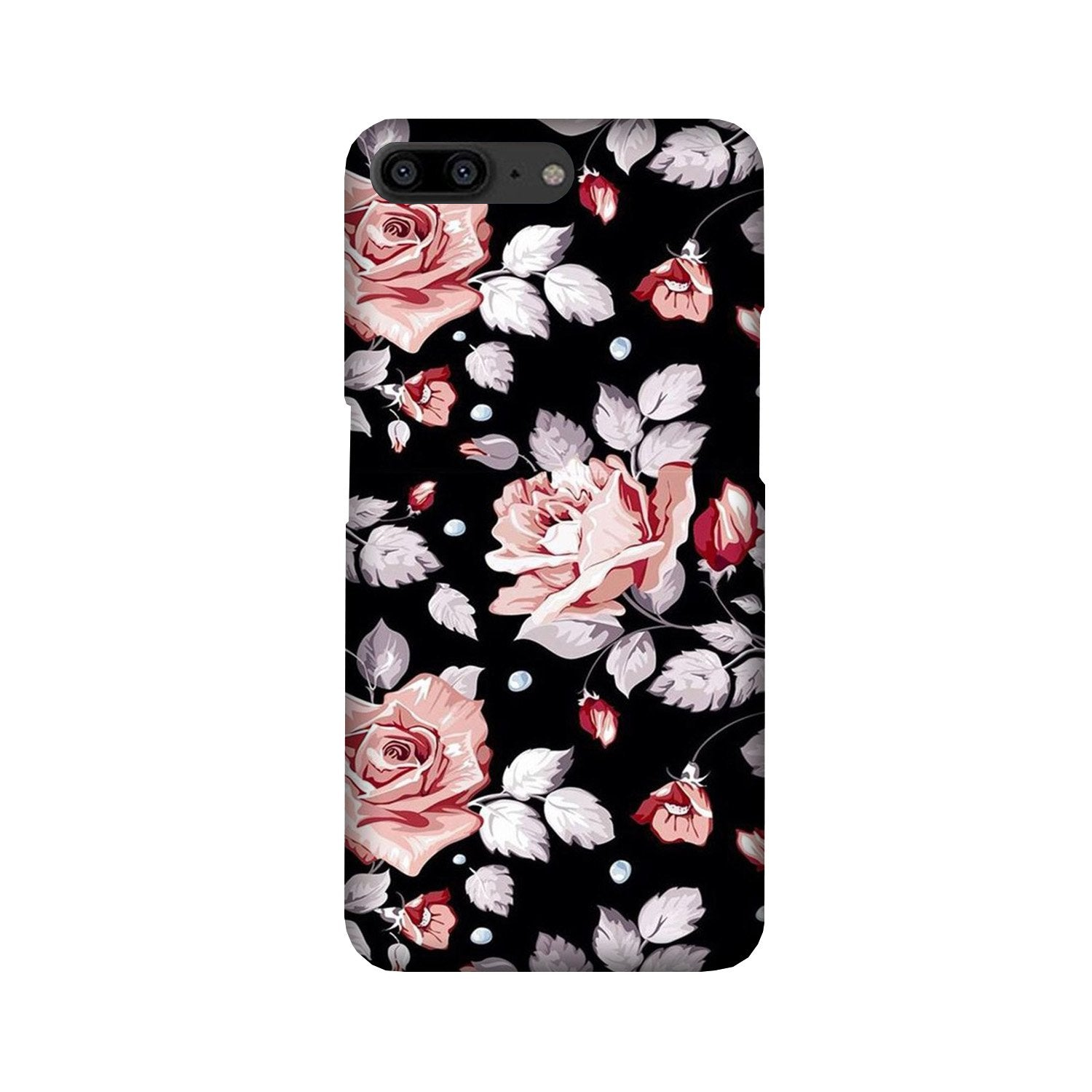 Pink rose Case for OnePlus 5