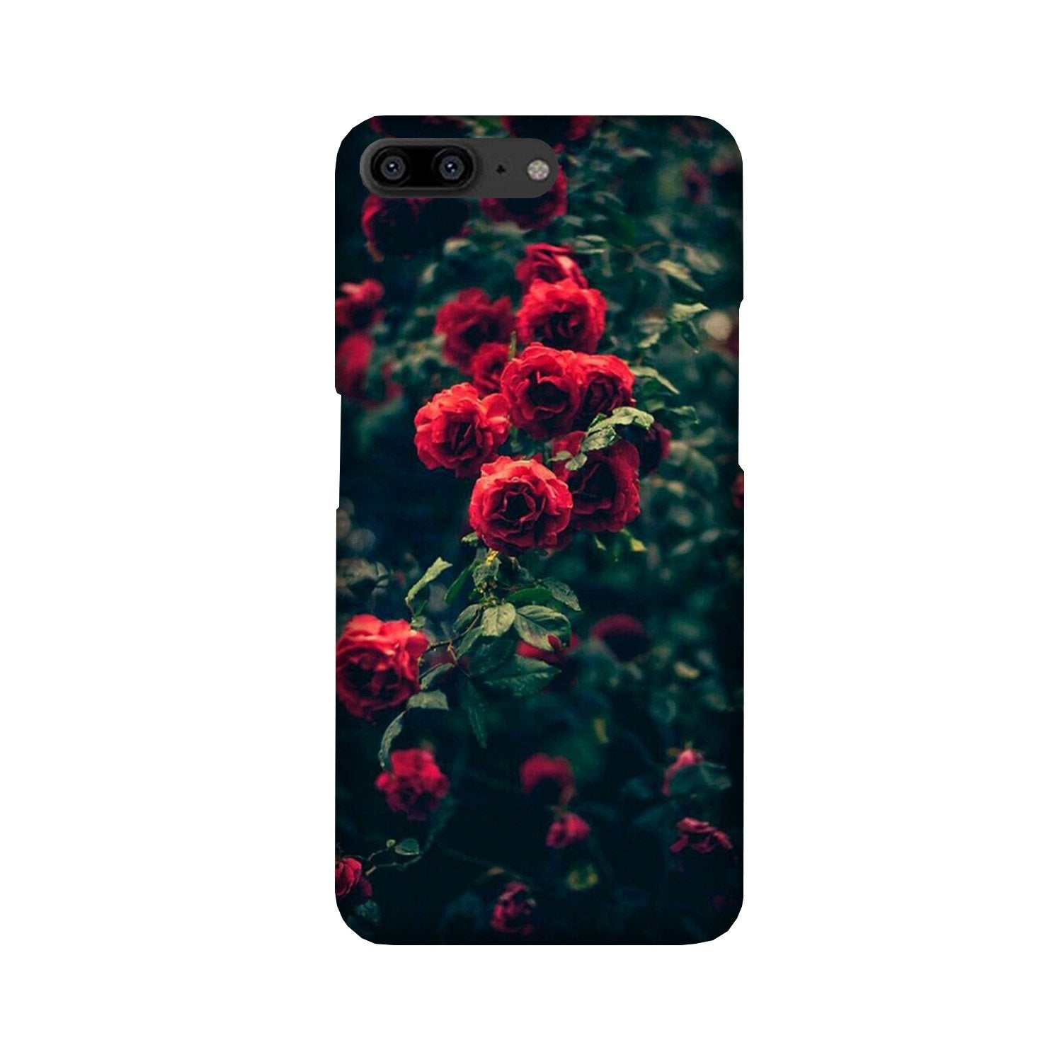 Red Rose Case for OnePlus 5