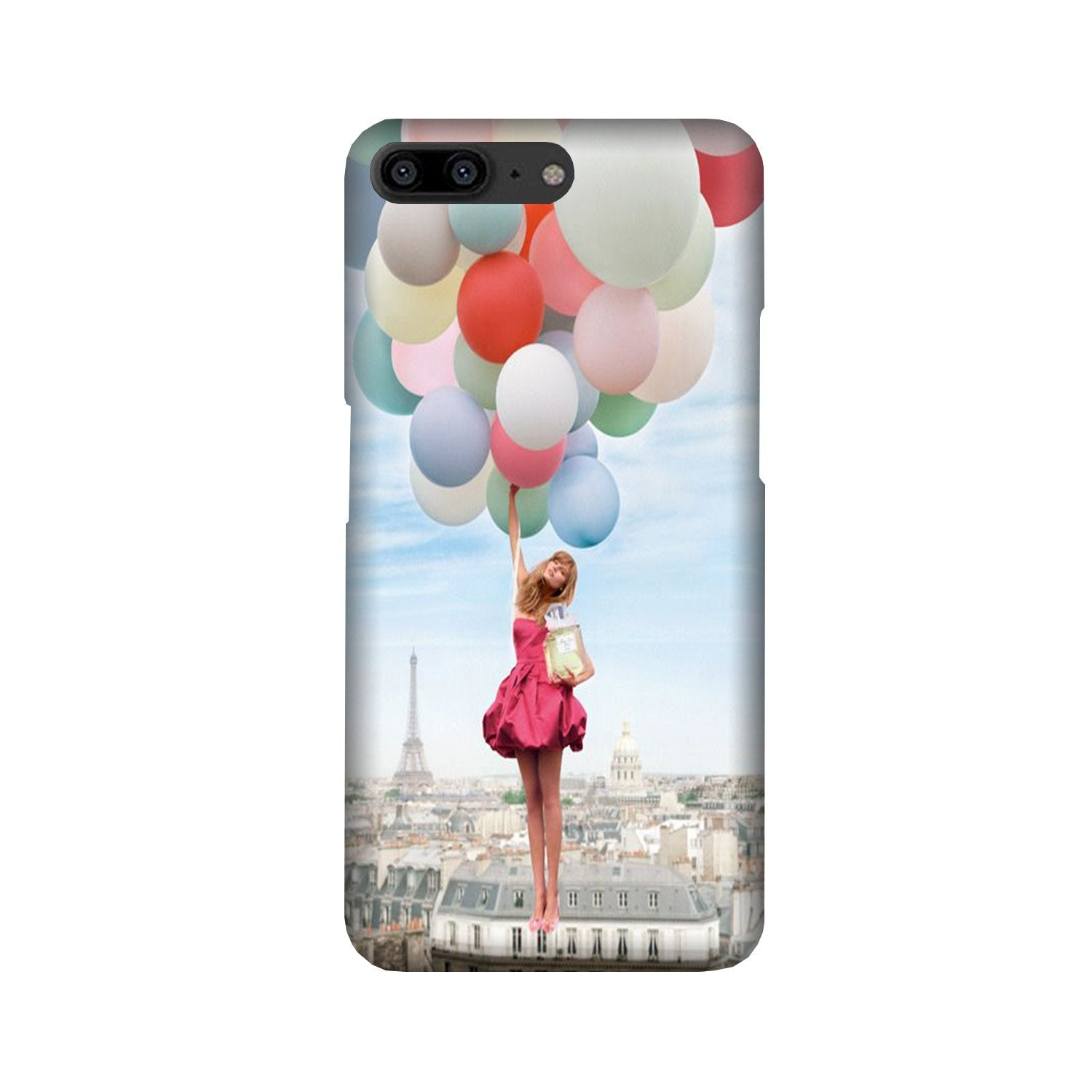 Girl with Baloon Case for OnePlus 5