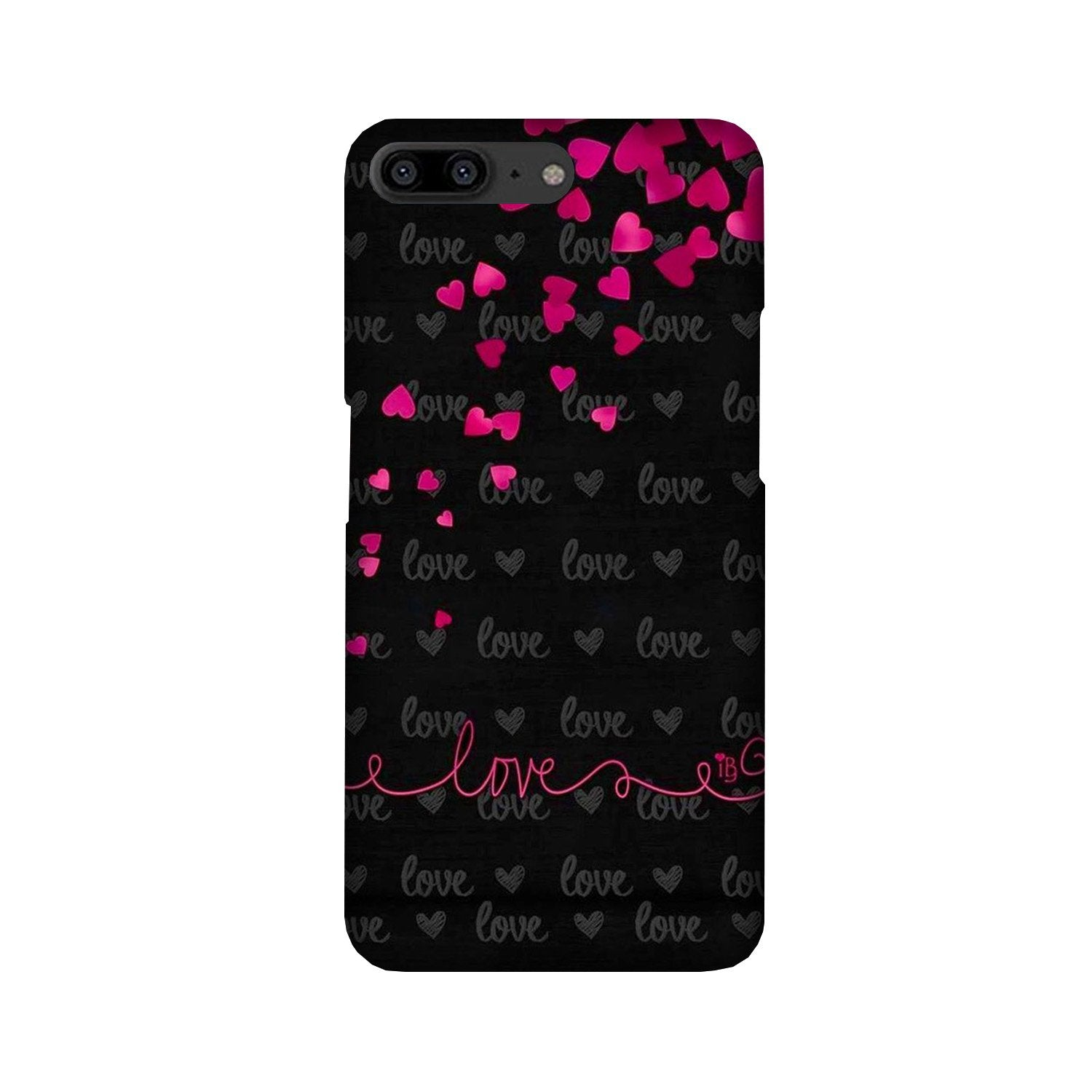 Love in Air Case for OnePlus 5