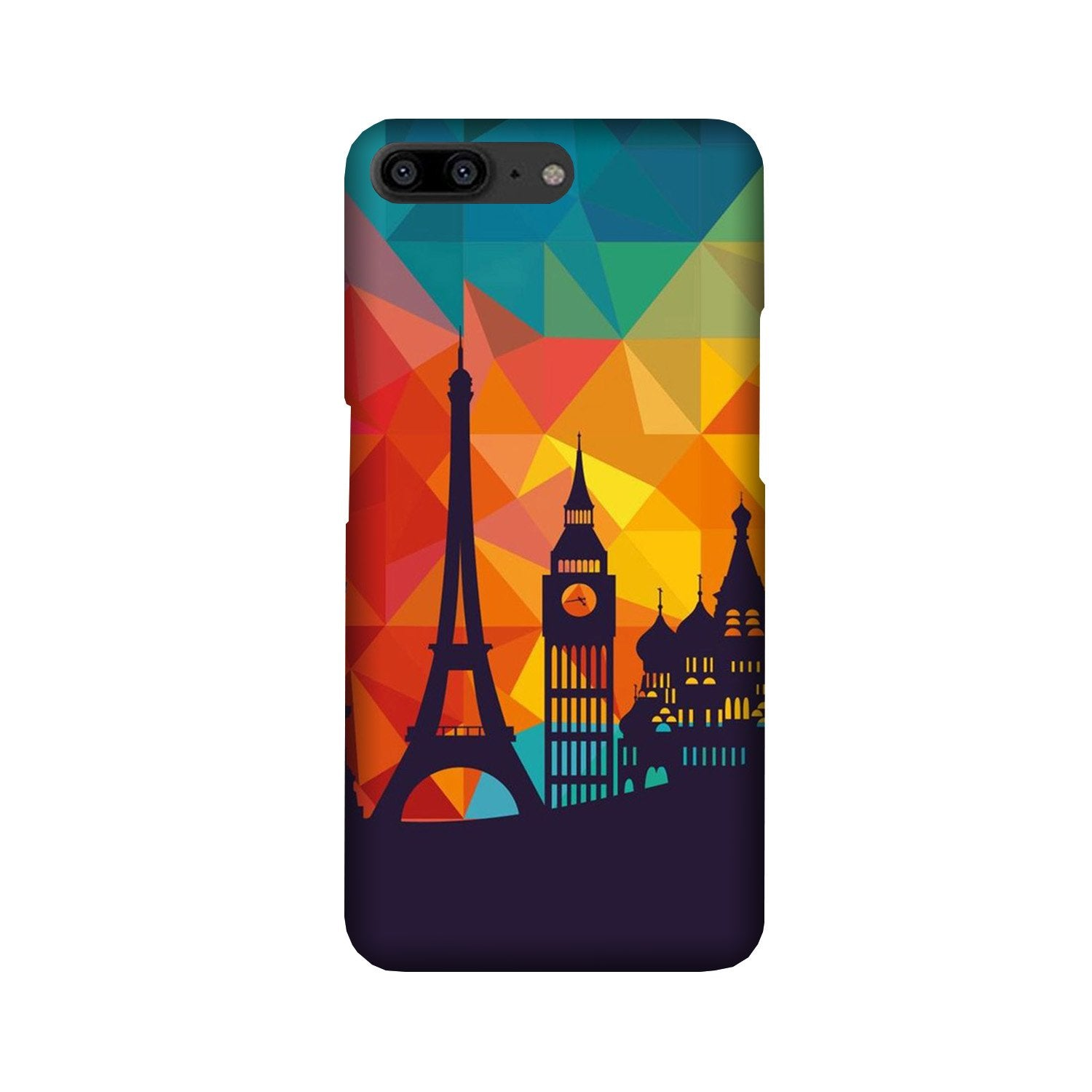 Eiffel Tower2 Case for OnePlus 5
