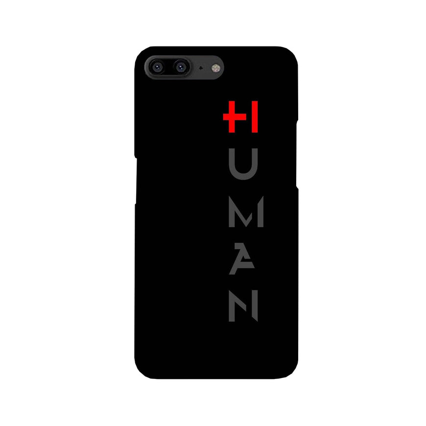 Human Case for OnePlus 5  (Design - 141)