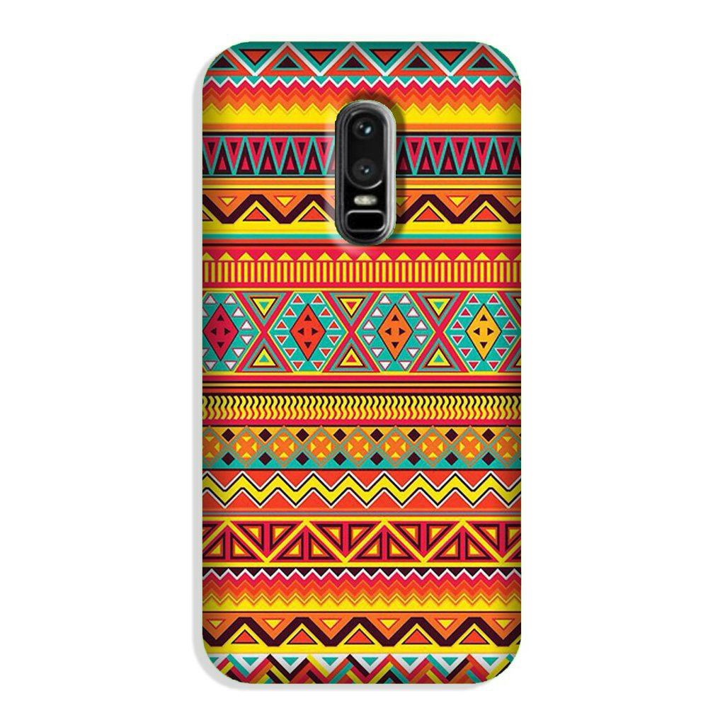 Zigzag line pattern Case for OnePlus 6