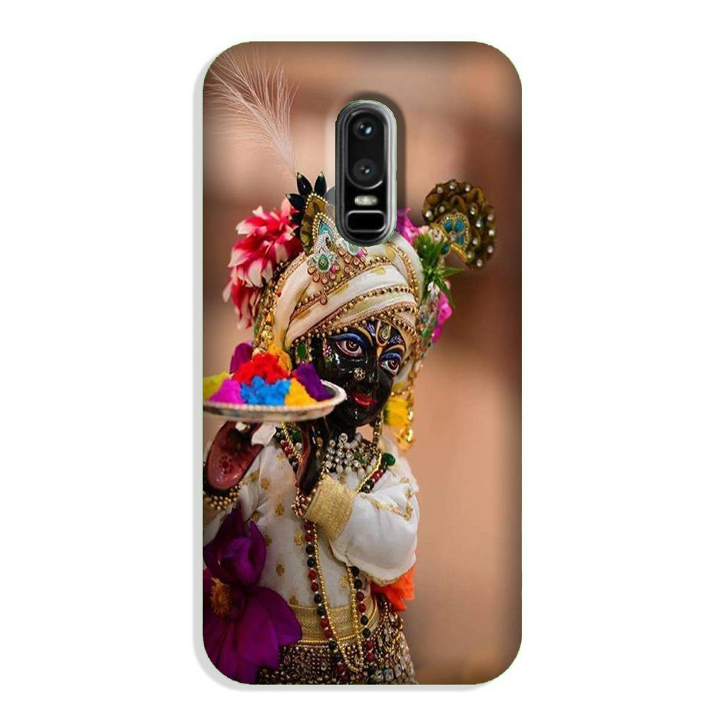 Lord Krishna2 Case for OnePlus 6