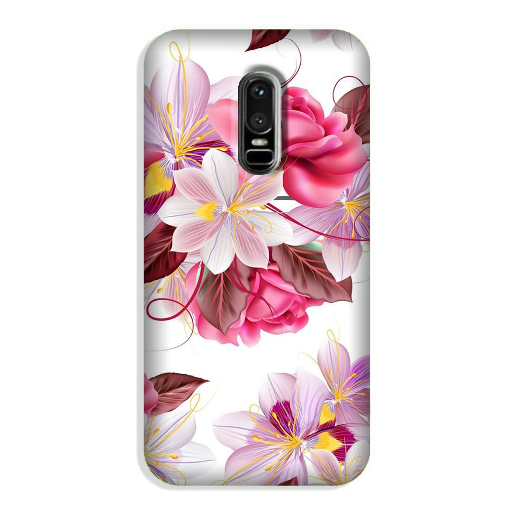 Beautiful flowers Case for OnePlus 6