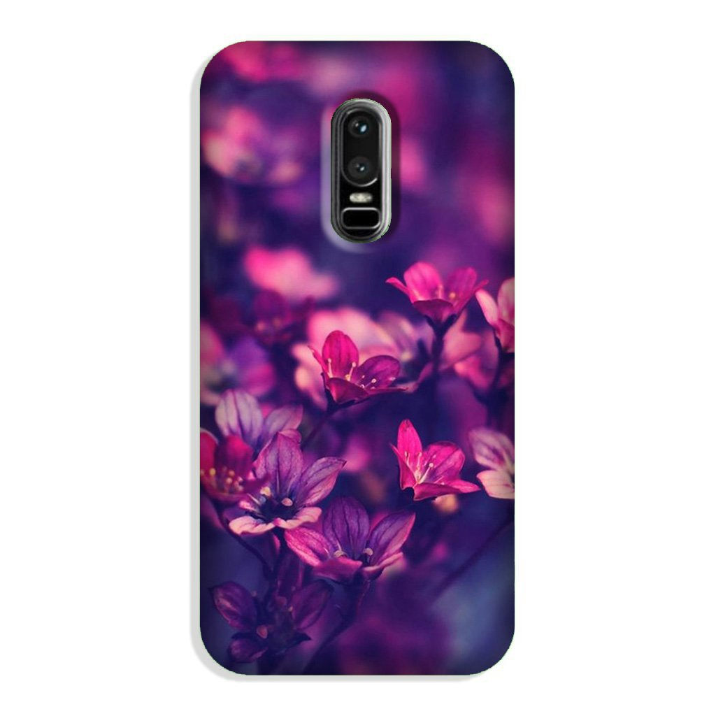 flowers Case for OnePlus 6
